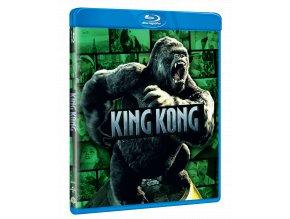 King Kong (Blu-ray, edice Nezapomenutelné filmy)