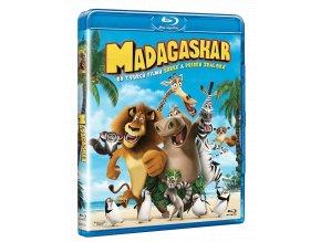 Madagaskar (Blu-ray)