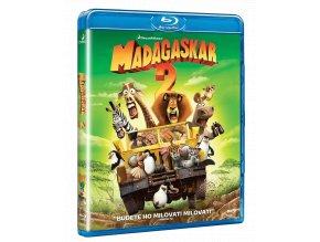 Madagaskar 2: Útěk do Afriky (Blu-ray)