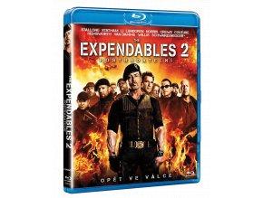 Expendables: Postradatelní 2 (Blu-ray)