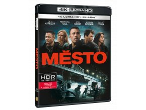 Město (Ultra HD Blu-ray + Blu-ray)