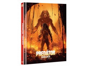 Predátor: Evoluce (Blu-ray, Digibook)