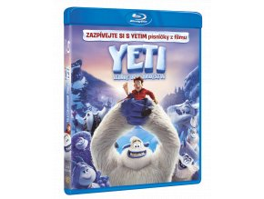 Yeti: Ledové dobrodružství (Blu-ray)