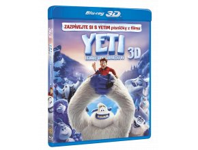 Yeti: Ledové dobrodružství (Blu-ray 3D + Blu-ray 2D)