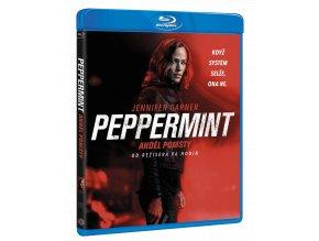 Peppermint: Anděl pomsty (Blu-ray)