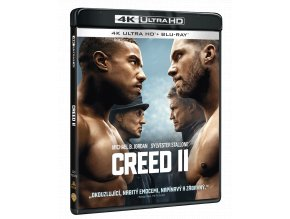 Creed II (4k Ultra HD Blu-ray + Blu-ray)