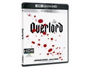 Overlord (4k Ultra HD Blu-ray + Blu-ray)