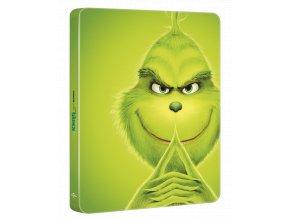 Grinch (2018, Blu-ray)