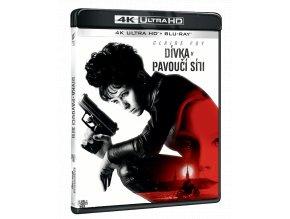 Dívka v pavoučí síti (4k Ultra HD Blu-ray + Blu-ray)
