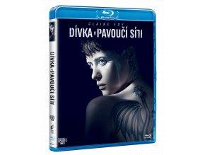 Dívka v pavoučí síti (Blu-ray)