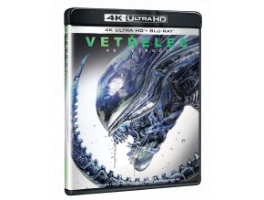 Vetřelec (4k Ultra HD Blu-ray + Blu-ray)