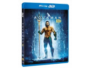 Aquaman (Blu-ray 3D + Blu-ray 2D)