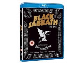 Black Sabbath: The End (Live in Birmingham, Blu-ray)