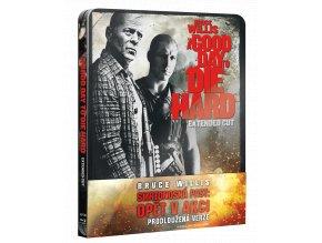 Smrtonosná past: Opět v akci (Blu-ray, Steelbook)