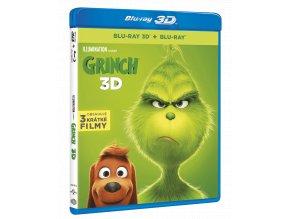 Grinch (2018, Blu-ray 3D + Blu-ray 2D)