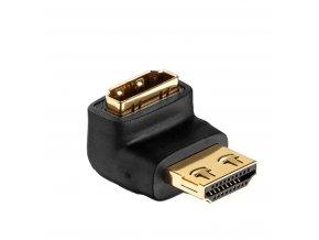 PureInstall HDMI spojka (270°, pro všechny HDMI verze a videa vč. 4k Ultra HD s HDR)
