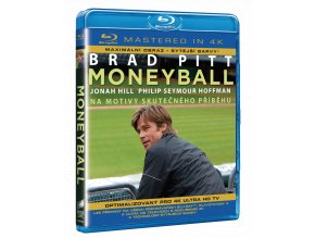 Moneyball (Blu-ray, Mastered in 4k)