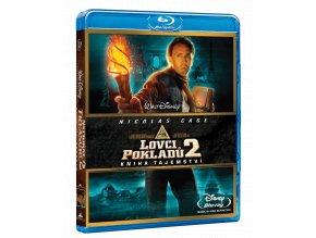 Lovci pokladů 2: Kniha tajemství (Blu-ray)