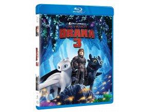 Jak vycvičit draka 3 (Blu-ray)