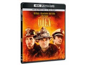 Oheň (4k Ultra HD Blu-ray + Blu-ray)