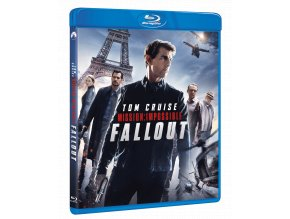 mission impossible fallout blu ray cz 1 disc