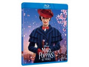 Mary Poppins se vrací (Blu-ray)