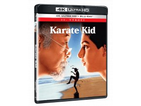 Karate Kid (1984, 4k Ultra HD Blu-ray + Blu-ray)