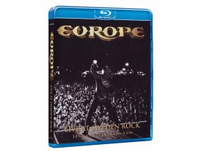 Europe: Live At Sweden Rock (30th Anniversary Show, Blu-ray)