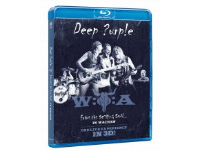 Deep Purple: From the Setting Sun, Live at Wacken (Blu-ray 3D a 2D)