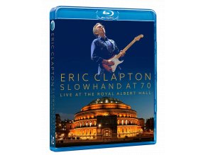Eric Clapton - Slowhand At 70 (Blu-ray)