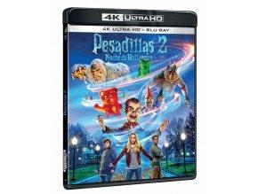 Husí kůže 2: Ukradený Halloween (4k Ultra HD Blu-ray + Blu-ray)