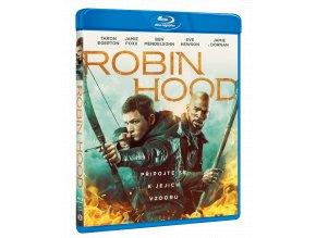 Robin Hood (2018, Blu-ray)