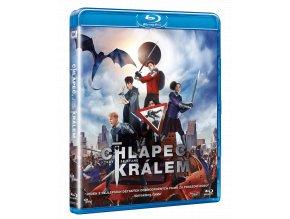 Chlapec, který se stane králem (Blu-ray)