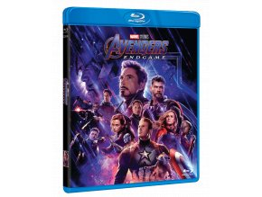 Avengers: Endgame (2x Blu-ray - film a bonusový disk)