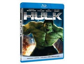 Neuvěřitelný Hulk (Blu-ray)