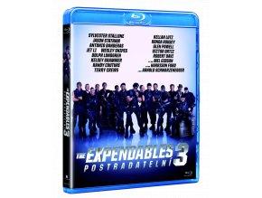 Expendables: Postradatelní 3 (Blu-ray, necenzurovaná verze)