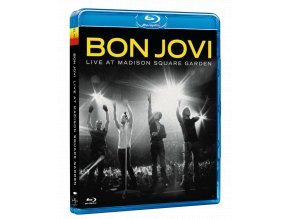 Bon Jovi (Live at Madison Square Garden, Blu-ray)