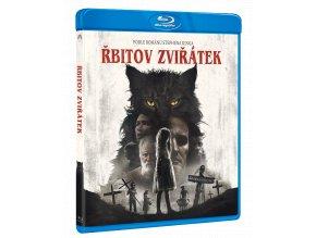 Řbitov zviřátek (Blu-ray)