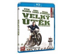 Velký útěk (Blu-ray)