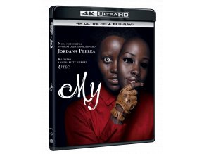 My (4k Ultra HD Blu-ray + Blu-ray)