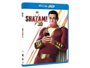 Shazam! (Blu-ray 3D + Blu-ray 2D)