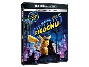 Pokémon: Detektiv Pikachu (4k Ultra HD Blu-ray + Blu-ray)