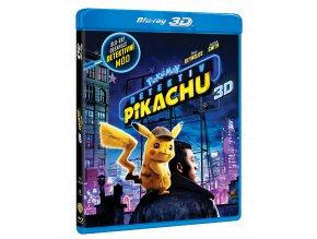 Pokémon: Detektiv Pikachu (Blu-ray 3D + Blu-ray 2D)