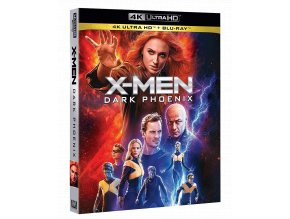 X-Men: Dark Phoenix (4k Ultra HD Blu-ray + Blu-ray)