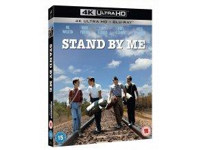 Stůj při mně (4k Ultra HD Blu-ray + Blu-ray)