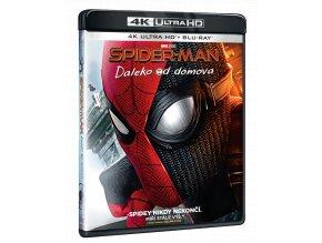 Spider-Man: Daleko od domova (4k Ultra HD Blu-ray + Blu-ray)