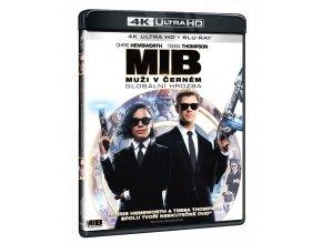 Muži v černém: Globální hrozba (4k Ultra HD Blu-ray + Blu-ray)