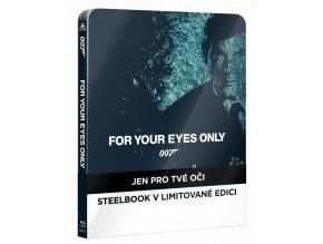 Jen pro tvé oči (Steelbook, Blu-ray)