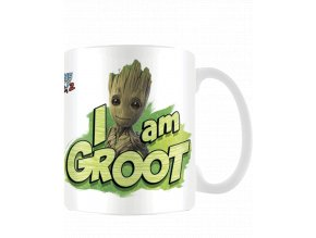 Hrnek Marvel: Strážci Galaxie - I am Groot (315 ml)