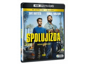 Spolujízda (4k Ultra HD Blu-ray + Blu-ray)